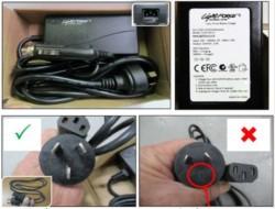 Lightforce LifeP04 Battery charger recall