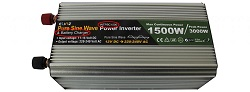 Pure Sine Wave Inverter Battery Charger recall
