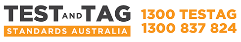 Test and Tag Standards Australia – TATSA Retina Logo